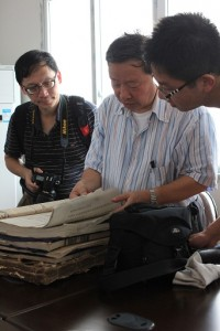 Documents help unlock local culture for student researchers.