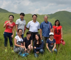 Chinese students are introduced to the rigors ad rewards of cultural fieldwork