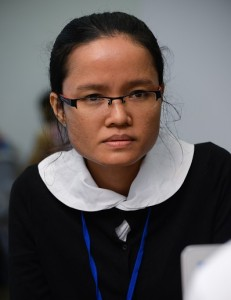 Sokha Om, Royal University of Phnom Penh