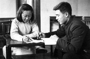 History.Yenching students.credit YDS Archive