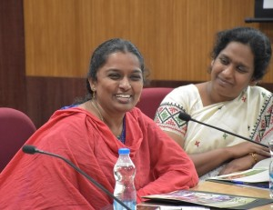 India 2 female faculty members