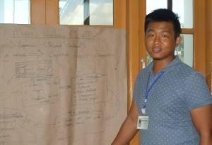 Myanmar faculty experiment with new approaches to teaching and learning.