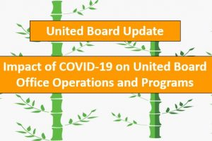 United Board Update